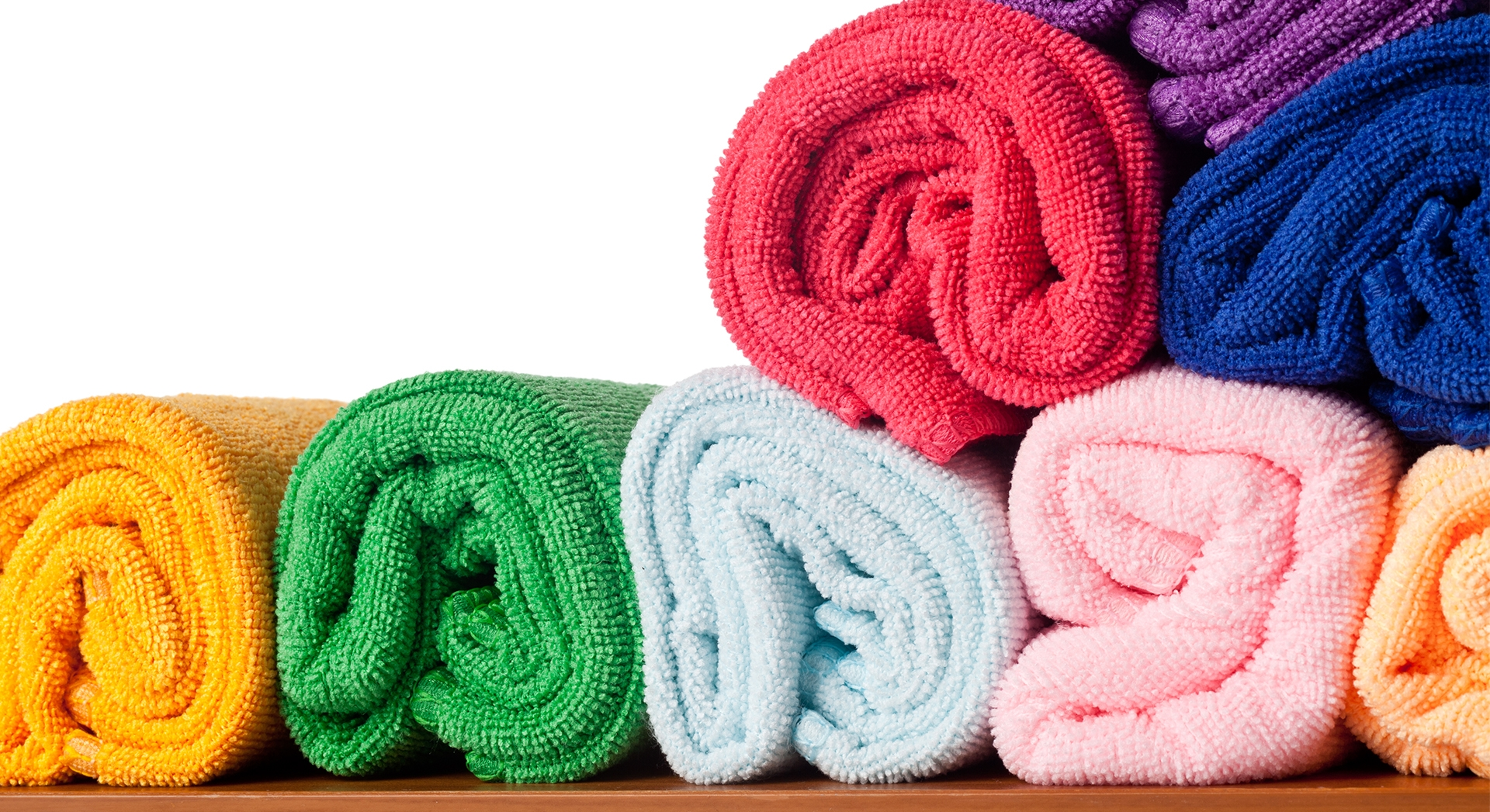 Microfiber. Is it the right choice for cleaning your home?