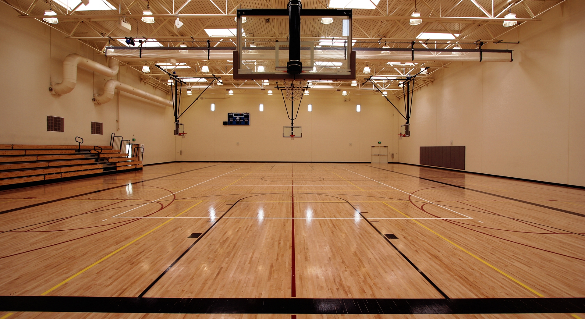 How to extend the lifetime of sport floors?