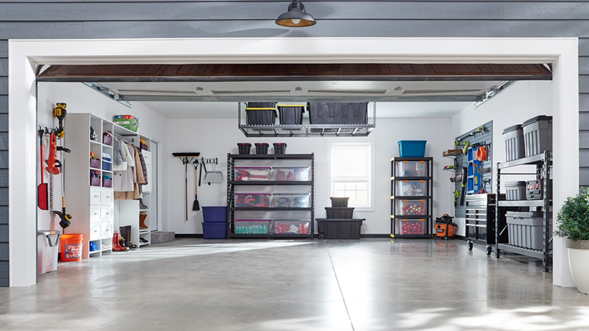 A Garage That You Can Be Proud Of