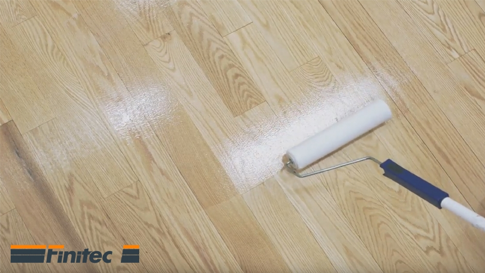 Restore your wooden floors yourself!