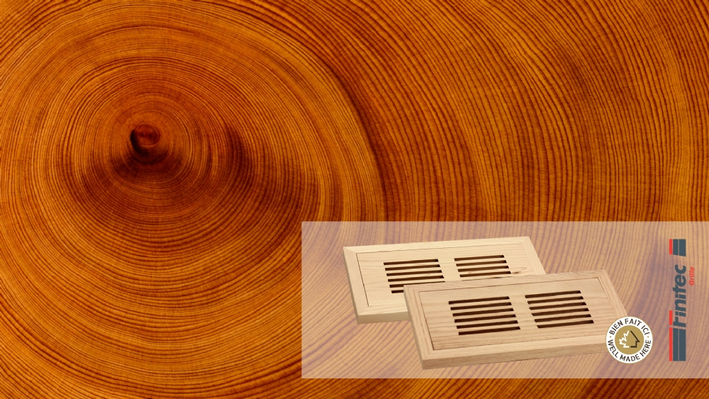 5 points to validate when buying floor wood vents