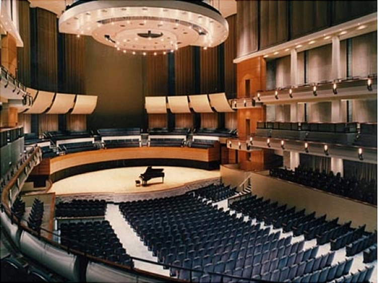 Francis Winspear Center Edmonton