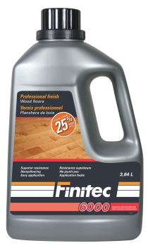 FINITEC 6000 FINISH SEMI-GLOSS 3.64 L