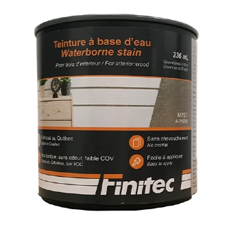 WATER BASED STAIN FOR INTERIOR WOOD FINISHING MYST 236 ML